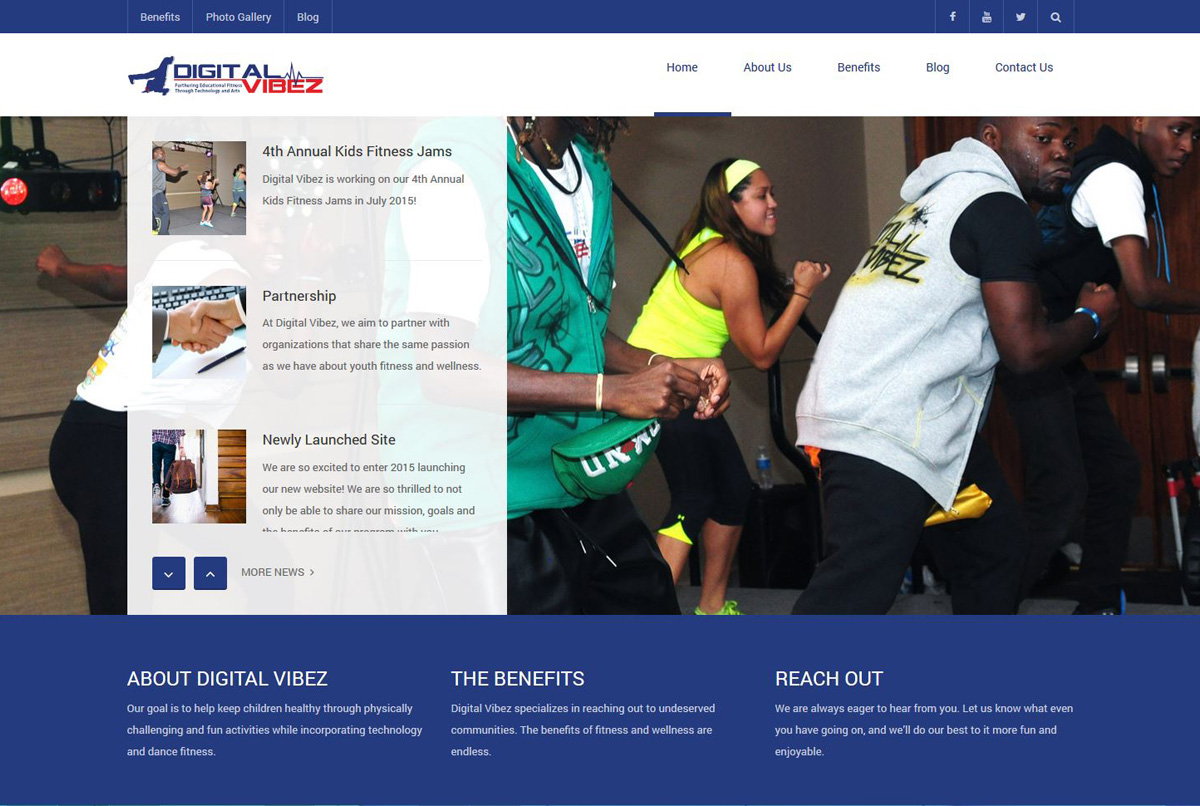 Newly Launched Site
