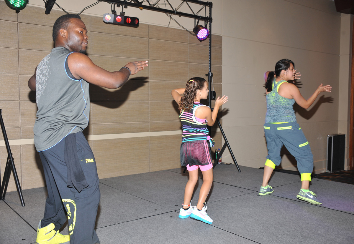 4th Annual Kids Fitness Jams